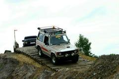 Downhill Royalty Free Stock Photo