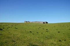 Downhill Demesne Royalty Free Stock Images