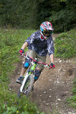 Downhill Stock Photos