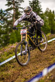Downhill SM 2012 Royalty Free Stock Photography