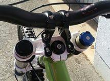 Downhillbike Στοκ εικόνες με δικαίωμα ελεύθερης χρήσης