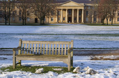 Downing College Royalty Free Stock Photography