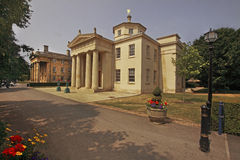 Downing College Cambridge Stock Photo