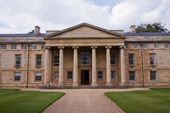 Downing college, Cambridge university Royalty Free Stock Image