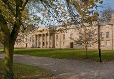 Downing College Chapel, Cambridge University Stock Photo