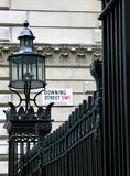 Downing Street Royalty Free Stock Photos