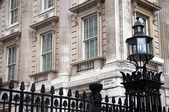 Downing Street Stock Photography
