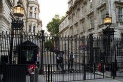 Downing Street Photos stock
