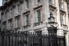 Downing Street Fotos de Stock Royalty Free
