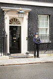 10 Downing Street, London, Großbritannien Stockfoto
