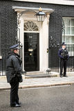 10 Downing Street, London, UK Royaltyfri Bild