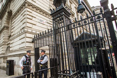 10 Downing Street Londres Images stock