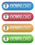 download кнопки