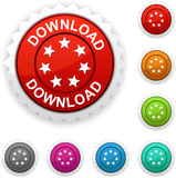 Download  award. Royalty Free Stock Photo