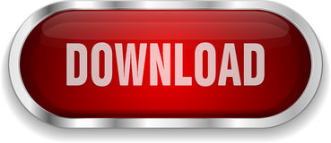 Download button. Royalty Free Stock Photography