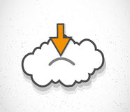 Download Cloud Concept Royalty Free Stock Image