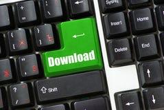 Download da tecla imagem de stock royalty free