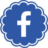 Download Facebook Icon Victor. Social Media vector illustration