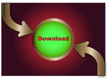Download icon Stock Image