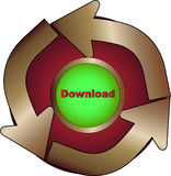 Download icon Stock Images