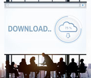 Download Internet Connection Sharing Networking Concept Royalty Free Stock Photo
