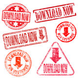 Download Now Stamps Royalty Free Stock Photos