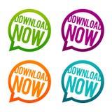 Download nu om Knopen Cirkeleps10 Vector stock illustratie