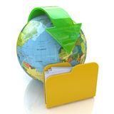 Download sharing files. In the design of information related to internet Royalty Free Stock Image