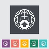 Download single flat icon. Royalty Free Stock Image