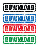 Download stamps Royalty Free Stock Photo