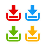 Download web icon Stock Images