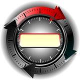 Downloadknoop Royalty-vrije Stock Foto's