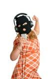 Downloads MP3 ilegais Fotografia de Stock