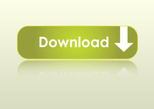 Downloadtaste stock abbildung