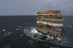 Downpatrick head Royalty Free Stock Photography