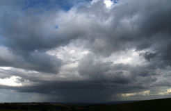 downpour καλοκαίρι στοκ φωτογραφία με δικαίωμα ελεύθερης χρήσης