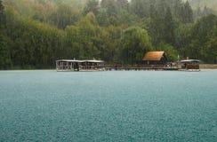 downpour στοκ φωτογραφίες με δικαίωμα ελεύθερης χρήσης
