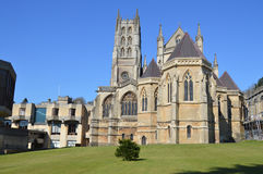 Downside Abbey. Is a benedictine monastery. Photo taken April 2015 Stock Photos