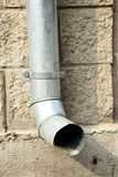 Downspout Stockfoto