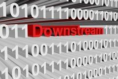 Downstream Stock Photography