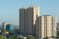 Downtowm Dar Es Salaam foto de stock