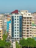 Downtowm Dar Es Salaam Stock Photo