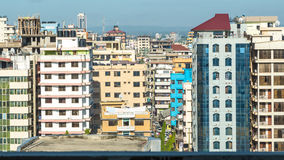 Downtowm Dar Es Salaam Royalty Free Stock Images
