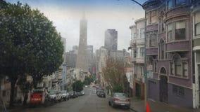 downtown royaltyfri fotografi