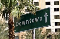 Downtown Stock Photos
