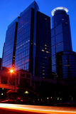 Downtown. Taken at Downtown Minneapolis, Minnesota Stock Photos