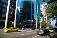 downtown Photos libres de droits