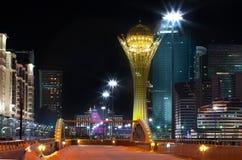 Downtown of Astana
