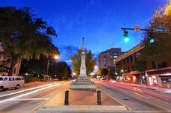 Downtown Athens Georgia Royalty Free Stock Photos