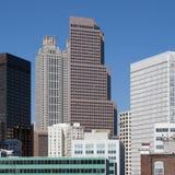 Downtown Atlanta Stock Image